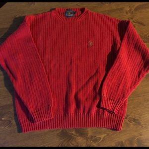Vintage chaps Ralph Lauren sweater size xl